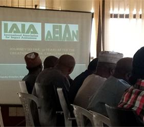 3rd Annual Charlie Wolf Symposium Held in Nigeria