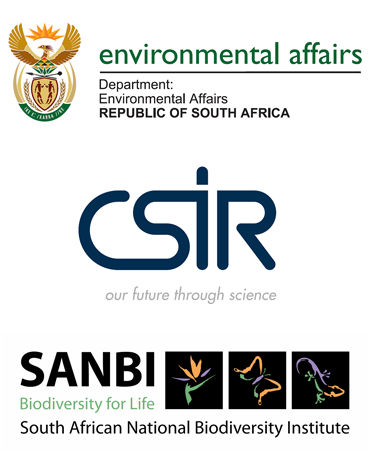 South African DEA / CSIR / SANBI